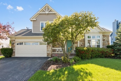 Lake Zurich Single Family Home For Sale: 1208 Thorndale Lane