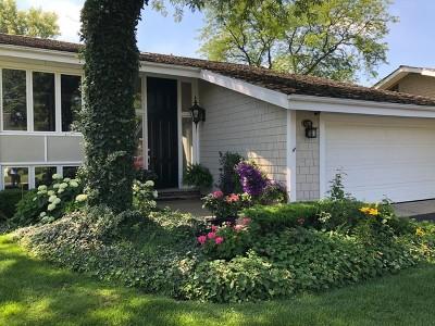 Oak Brook Condo/Townhouse For Sale: 126 Briarwood Avenue