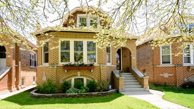 Chicago IL Single Family Home Contingent: $440,000