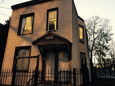 Chicago Multi Family Home New: 1824 North Kimball Avenue