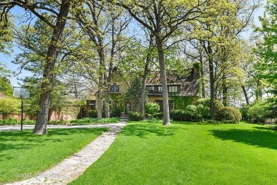 Hinsdale Single Family Home For Sale: 707 Taft Road