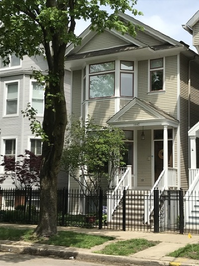 Single Family Home New: 1442 West George Street