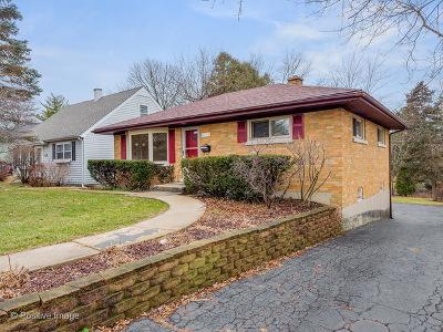 Downers Grove Single Family Home For Sale: 5712 Washington Street