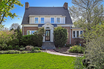 Hinsdale Single Family Home New: 565 North Grant Street