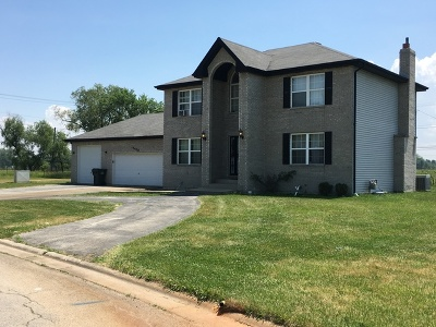 Markham Single Family Home For Sale: 15400 Crocket Lane