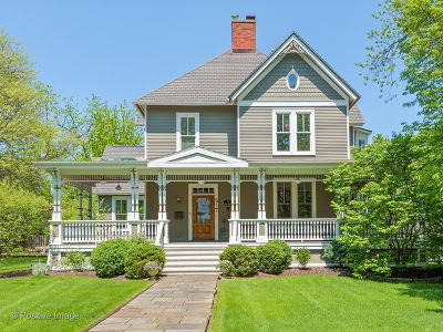Hinsdale Single Family Home For Sale: 317 East 1st Street
