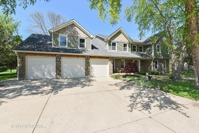 St. Charles Single Family Home For Sale: 40w790 Willowbrook Court