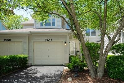 Naperville Condo/Townhouse New: 1302 Tennyson Lane #1302