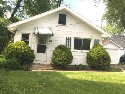 Elgin Single Family Home New: 618 Cooper Avenue