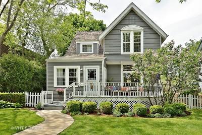 Highland Park Single Family Home For Sale: 385 Park Avenue