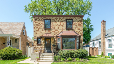 Franklin Park IL Single Family Home Price Change: $279,000