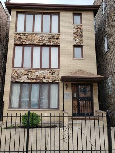 Chicago Multi Family Home New: 2627 South Princeton Avenue