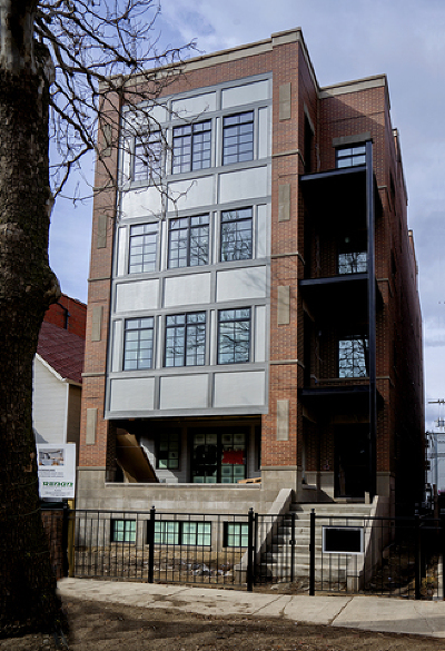 Chicago Condo/Townhouse New: 3510 North Fremont Street #3
