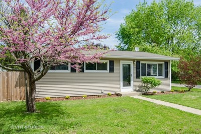 Crystal Lake Single Family Home Contingent: 1356 Ivy Lane