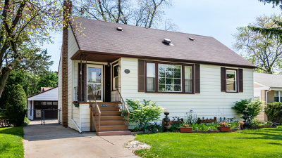 Brookfield Single Family Home Price Change: 9129 29th Street