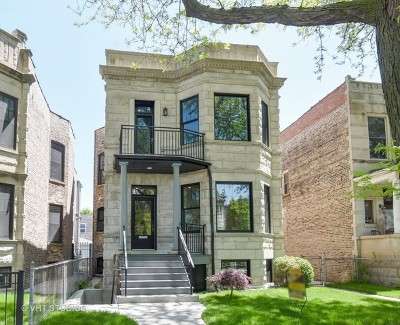 Chicago Single Family Home New: 2743 North Troy Street