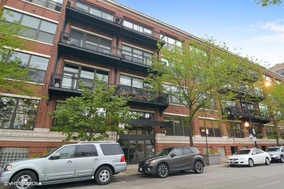 Chicago Condo/Townhouse New: 1040 West Adams Street #224