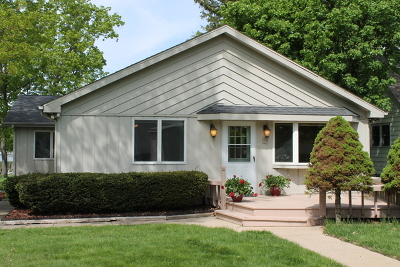 McHenry Single Family Home New: 609 South Emerald Drive