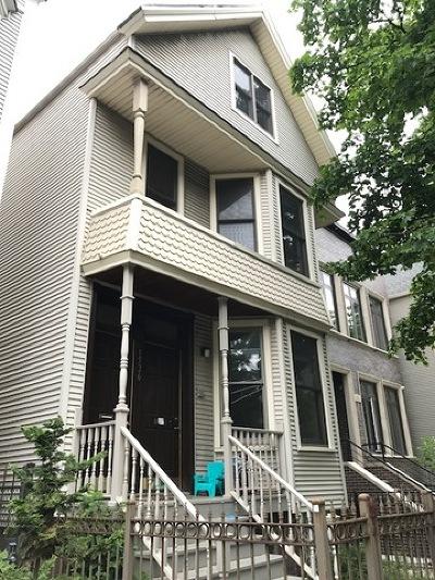Chicago Multi Family Home New: 1526 West Wellington Avenue