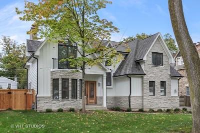Glenview Single Family Home For Sale: 711 Juniper Road