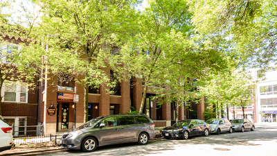 Chicago Condo/Townhouse New: 1951 West Cortland Street #1
