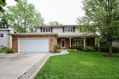 Arlington Heights Single Family Home Contingent: 711 North Douglas Avenue