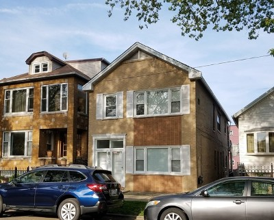 Chicago Multi Family Home New: 3041 South Lowe Avenue
