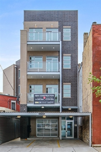 Chicago Condo/Townhouse New: 2918 North Lakewood Avenue #1