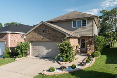Oak Lawn Single Family Home Price Change: 6053 West 99th Street