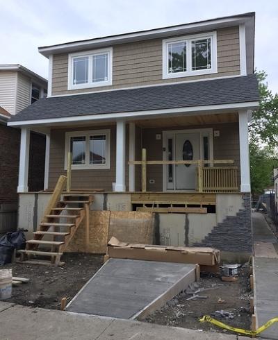 Berwyn Single Family Home New: 1545 Cuyler Avenue