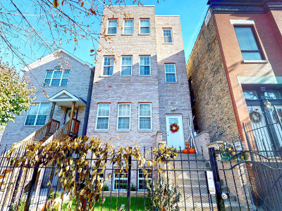 Chicago Condo/Townhouse New: 1455 North Rockwell Street #2
