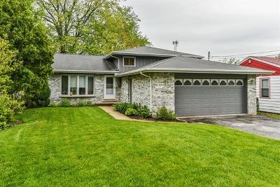 Oak Forest Single Family Home Contingent: 15621 Lamon Avenue