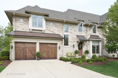 Oak Brook Condo/Townhouse For Sale: 27 Willow Crest Drive #27