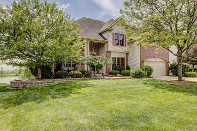 Plainfield Single Family Home For Sale: 22549 Deer Path Lane