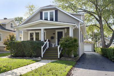 Arlington Heights Single Family Home For Sale: 410 South Evergreen Avenue