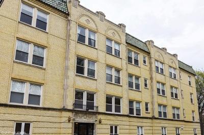 Condo/Townhouse New: 6511 North Oakley Avenue #3