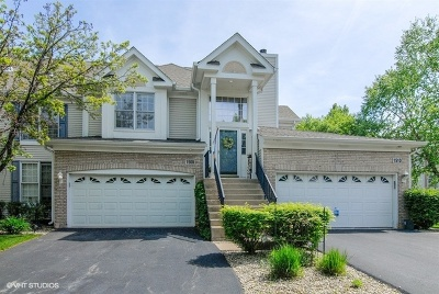 Naperville Condo/Townhouse For Sale: 1508 Longbranch Court
