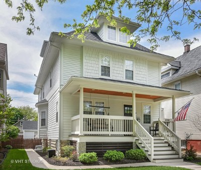 Chicago Single Family Home New: 4048 North Kostner Avenue