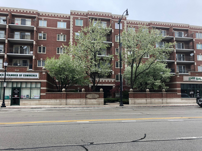 Skokie Condo/Townhouse For Sale: 5000 Oakton Street #408