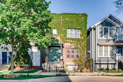 Chicago Multi Family Home New: 2419 North Fairfield Avenue