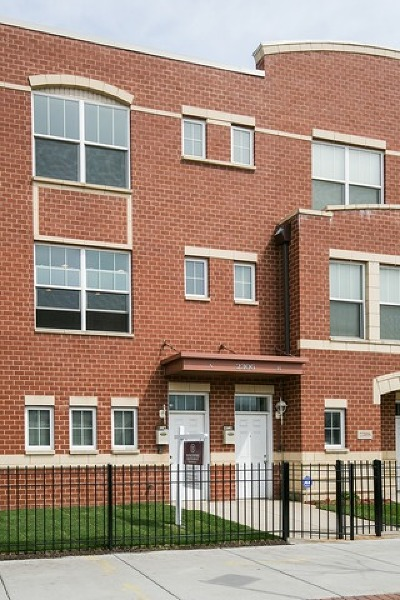 Chicago Condo/Townhouse New: 2328 East 71st Street #A