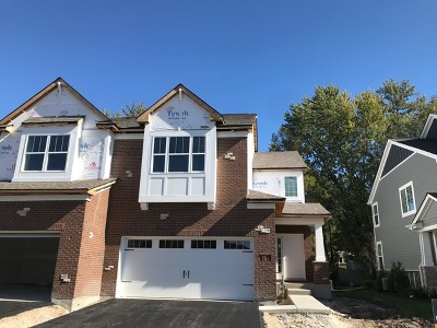 Lisle Condo/Townhouse For Sale: 4243 Fiona Lot 08.02 Lane