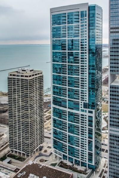 Chicago Condo/Townhouse New: 340 East Randolph Street #4702