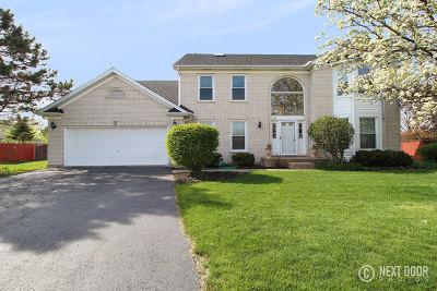Hoffman Estates Single Family Home New: 5264 Landers Drive