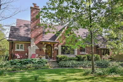 Downers Grove Single Family Home New: 4641 Seeley Avenue