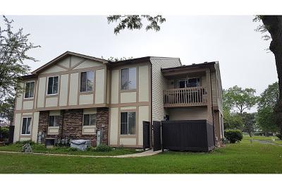 Bolingbrook Condo/Townhouse New: 27 Fernwood Drive #G