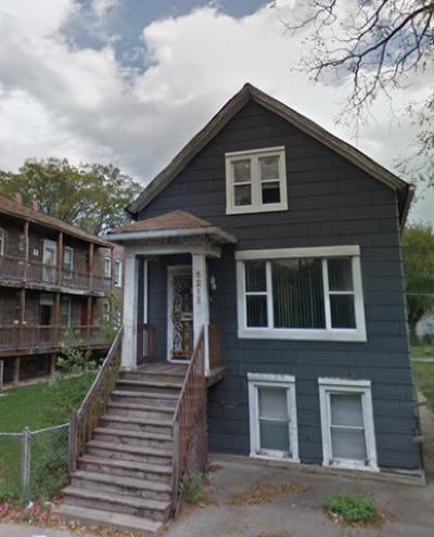 Chicago Single Family Home New: 5215 South Racine Avenue