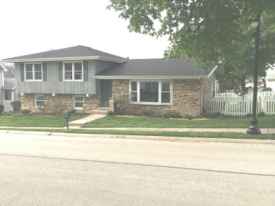Orland Park Single Family Home New: 9970 West 144th Street