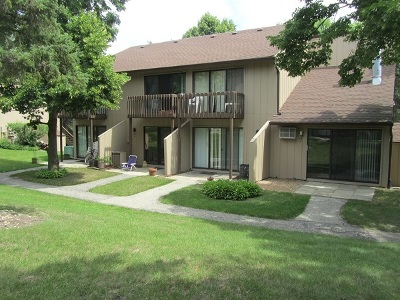 Fox Lake Condo/Townhouse Re-Activated: 16 Saint Thomas Colony #5