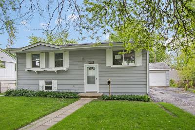 Steger Single Family Home New: 3601 Susan Lane